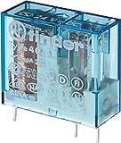 Finder Serie 40–Relais Mini reticolato 5mm deviatore 10A 12Vdc