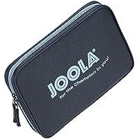 Joola Bat Cover Focus TT–Funda de Raqueta, Color Negro/Gris