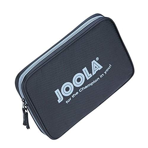 Joola Bat Cover Focus Tt-schlägerhülle, Schwarz/Grau