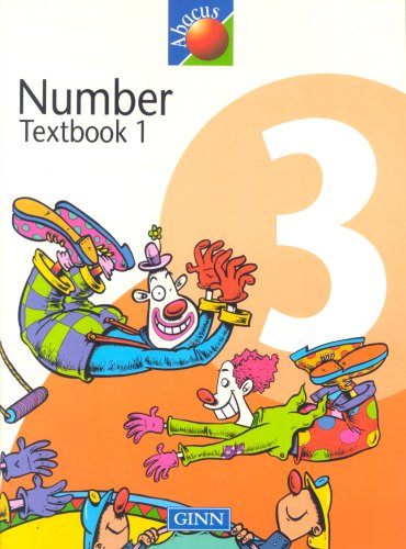 1999 Abacus Year 3 / P4: Textbook Number 1: Number Year 3 (NEW ABACUS (1999))
