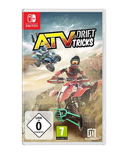 ATV Drift und Tricks
