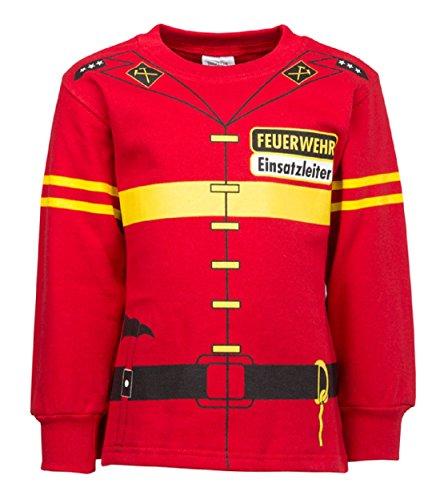 kinder-uniform-sweat-feuerwehr-rot-98-bis-134-92-98
