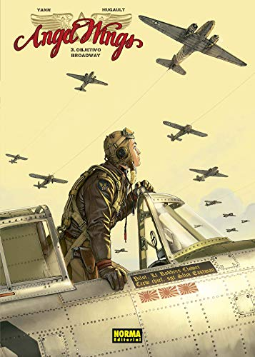 Angel Wings 03. Objetivo Broadway por Yann y Romain Hugault