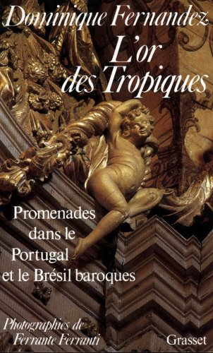 L'or des tropiques. Promenades dans le Portugal et le Brésil baroques par Dominique Fernandez, Ferrante Ferranti