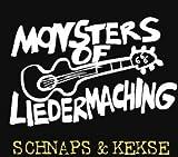 Songtexte von Monsters of Liedermaching - Schnaps & Kekse