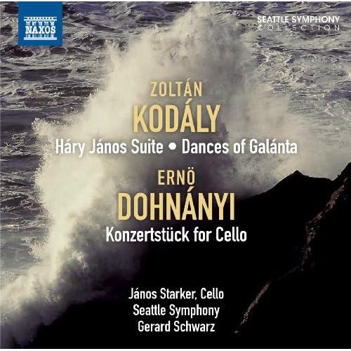 Kodaly: Hary Janos Suite - Dances of Galánta - Dohnanyi: Konzertstück
