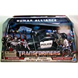 Transformers - Movie 2 - Human Alliance - Barricade with Frenzy