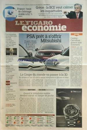 figaro-economie-le-no-20325-du-04-12-2009-psa-pret-a-soffrir-mitsubishi-casino-carrefour-guerre-aux-