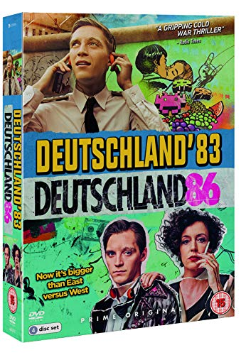 and '86 (4 DVDs)