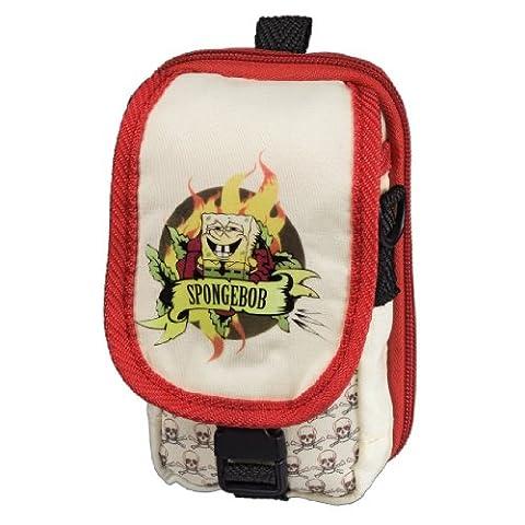 J-Straps Tasche - Spongebob Fire für Nintendo DS Lite / DSi / 3DS