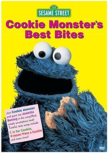 Cookie Monster's Best Bites [Import USA Zone 1]