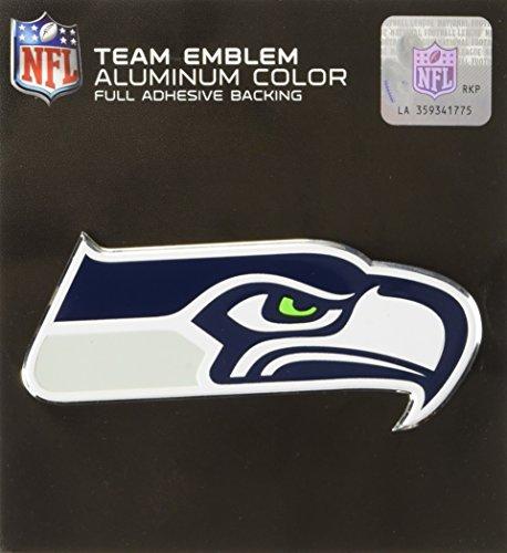 nz-Emblem, Farbe, Erwachsene, FBA_CE3NF27, Seattle Seahawks, Medium ()