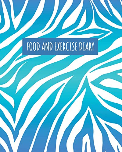Food And Exercise Diary: Daily Journal To Track Diet, Nutrition, Exercise And Weight Loss. Suitable For Slimming Clubs And Calorie Counting (Optimum Health) Pil-food