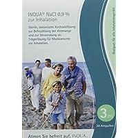 Preisvergleich für Inqua NaCl 0,9% Inhalationslösung 502G0300, 30 Ampullen á 3 ml