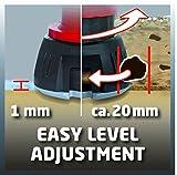 Einhell Schmutzwasserpumpe GE-DP 5220 LL ECO (520 W, 13500 l/h, max. Förderhöhe 7,5 m, Fremdkörper bis 20 mm, Schwimmerschalter) - 13
