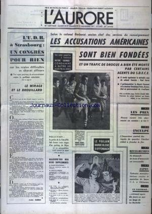 AURORE (L') [No 8467] du 20/11/1971