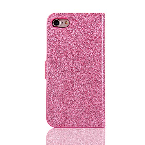 Custodia per iPhone 5s, CLTPY iPhone SE Bellissimo Colore Puro Shiny Forma di Libro Flip Bookstyle Case, Pelle Bumper con Magnetica e Stand Full Body Wrap Protective per Apple iPhone 5/5s/SE + 1x Stil Dentellare 2