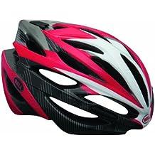 2eddf64d70c81 BELL Array - Casco de ciclismo red black Talla small