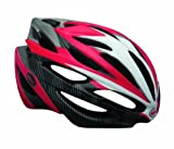 Bell Casco ciclismo Array, Multicolore (Red/Black), S
