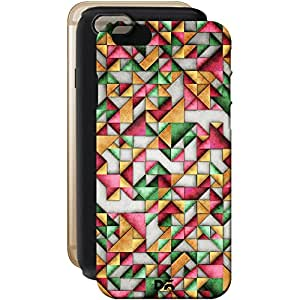 DailyObjects Geometric World Tough Case For iPhone 6s Plus