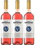 Marquês de Montemor 3 Flaschen Rose 2017 by Dorina Lindemann Quinta da Plansel Portugal, Vinho Regional Alentejano