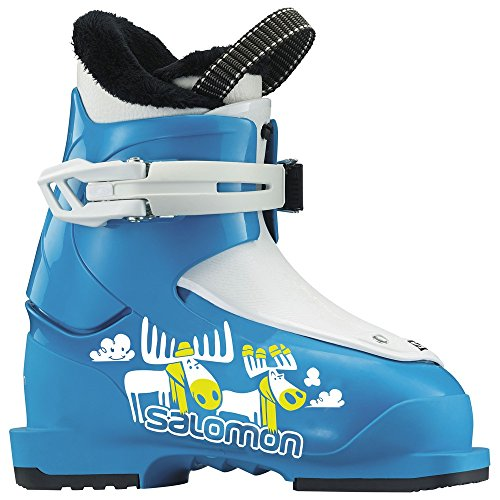 Kinder Skischuh Salomon T1 2016 Youth