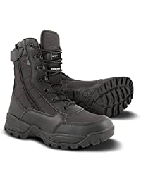 Mens Combat Military Army Patrol Hiking Cadet Work Special Ops Recon Boot 4-12