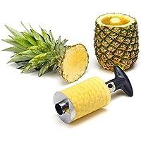 statko® Edelstahl Ananasschneider, Schäler und Entkerner – Über 500 positiven Bewertungen auf Amazon. Com – USA Seite (siehe Hinweis unten) (7,5 cm Klinge)