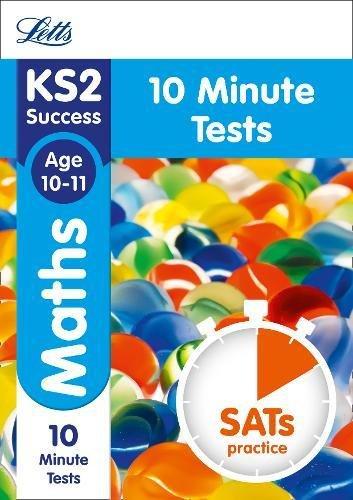 KS2 Maths SATs Age 10-11: 10-Minute Tests