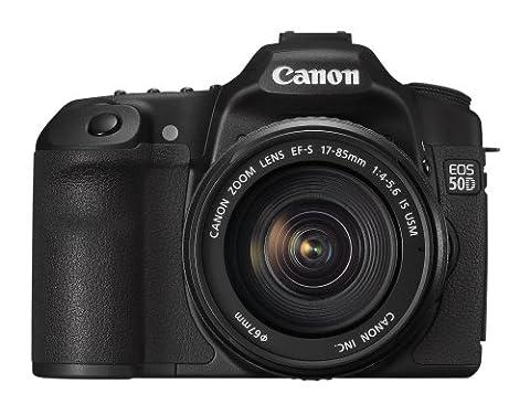 Canon EOS 50D Appareil photo numérique Réflex 15.1 Mpix Kit