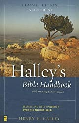 Halley's Bible Handbook by Henry H. Halley (2012-09-01)