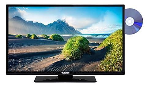 Telefunken XF32D101D 81 cm (32 Zoll) Fernseher (Full HD, Triple Tuner, DVD-Player)