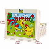 Tickles Wooden Animal 20 pieces puzzles ...