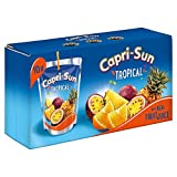 Capri-Sun Juice Drink Tropical, 10 x 200 ml - Best Reviews Guide