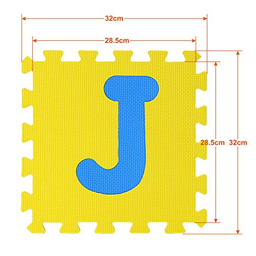 Zoom IMG-2 yorbay 36 pezzi da gioco