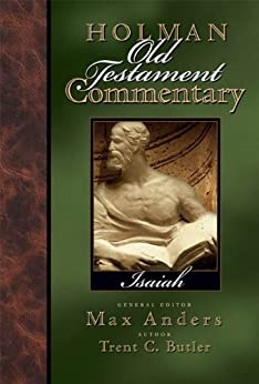 Holman Old Testament Commentary - Isaiah di [Butler, Trent]