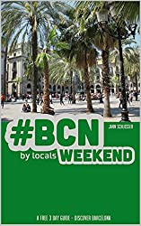 #BCN - weekend (English Edition)