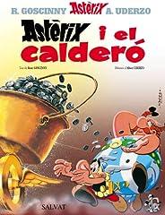 Astèrix i el calderó (Catalá - A Partir De 10 Anys - Astèrix - La Gran Col·Lecció) (Catalan Edition)