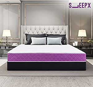SleepX Ortho mattress - Memory foam (78*72*8 Inches)