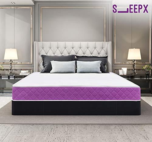 4. SleepX Memory foam Ortho mattress