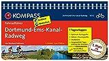 Dortmund-Ems-Kanal-Radweg: Fahrradführer mit Routenkarten im optimalen Maßstab. (KOMPASS-Fahrradführer, Band 6032)