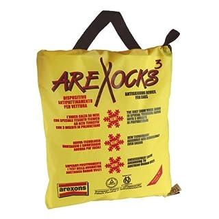 AREXOCKS SNOW SOCKS-SMALL