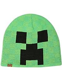 Minecraft–Mütze für Jungen Strick Winter