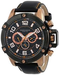Akribos XXIV Reloj de cuarzo Man AK605RG 50 mm de Akribos XXIV