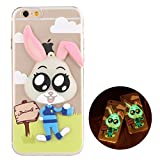 ORAS Vivo V5 Back Case – New 3D Cartoon ZOOTOPIA Judy Rabbit Fur Silicone Case Cute Rabbit Ear Back Cover for VIVO V5 (Red)