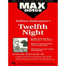 Twelfth Night (MAXNotes Literature Guides)