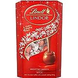 lindt lindor truffes au chocolat au lait 600g
