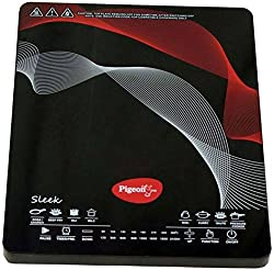 Pigeon Rapido Sleek 2100 Watt Induction Cooktop