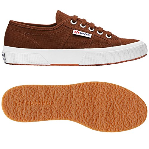 Superga 2750 Cotu Classic, Sneakers Unisex - Adulto Brown