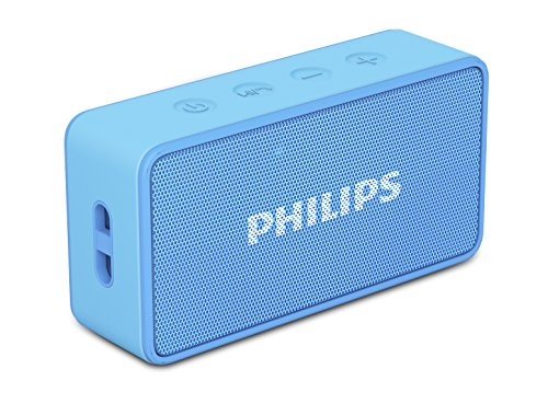 Philips-BT64A-Portable-Bluetooth-Speakers-Sky-Blue
